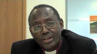 Archbishop of Burundi on gays and Anglicans, Love your neighbour as yourself.
