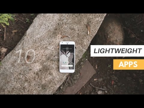 10 Best Useful Lightweight Apps For Android!