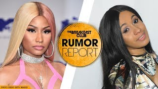 Nicki Minaj Squashes Rumors About