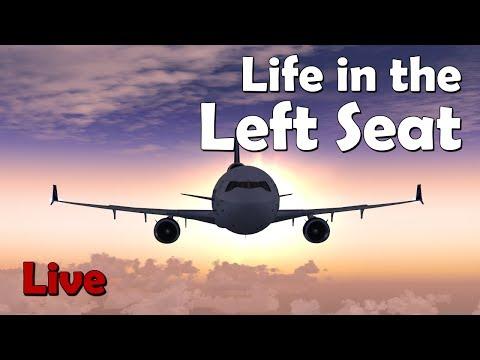 Life in the Left Seat KLAX - KMEM (Los Angeles to Memphis)