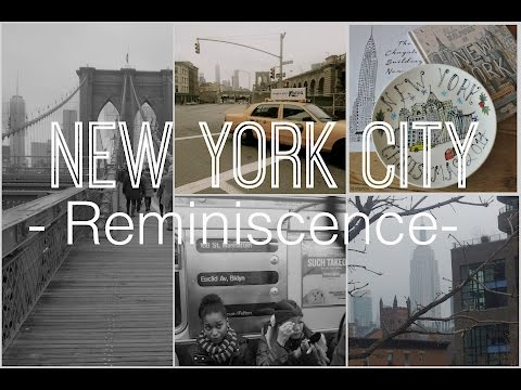 New York City Reminiscence
