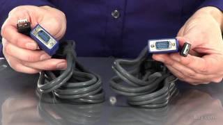 TRENDnet TK-407K 4-Port USB KVM Switch Kit