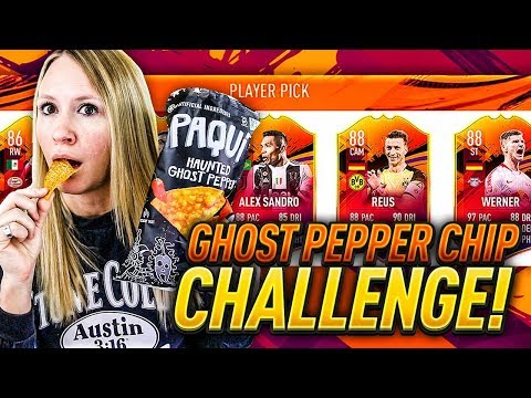 FIFA 19 GHOST PEPPER CHIP 193 HIGHEST RATED FUT DRAFT CHALLENGE!