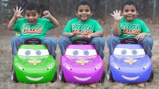 Download LIGHTNING MCQUEEN WHERE ARE YOU? Goo Goo Gaga Learn and Play with Colors Mp3 and Videos