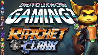 Ratchet & Clank - Did You Know Gaming? Feat. TheCartoonGamer