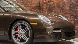 2008 Porsche 911 Turbo Cabriolet 997 - G708505 - Exotic Cars of Houston