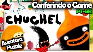 """CHUCHEL / Conferindo o Game em Português """"Dos Criadores de Botanicula"""" PT-BR"""
