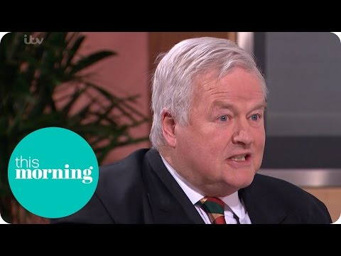 Conservative MP Bob Stewart Rages at ISIS | This Morning