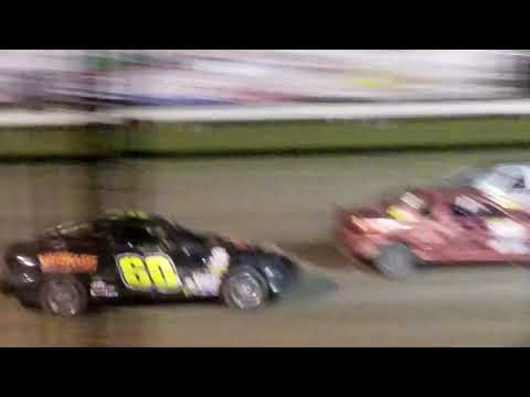 Dustin Virkus @ KRA Speedway- Feature 8.24.17