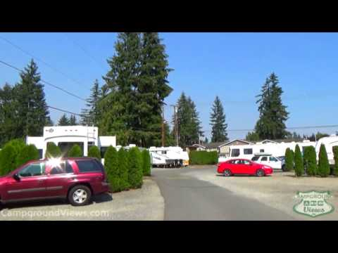 Smokey Point RV Park Arlington Washington WA - CampgroundViews.com