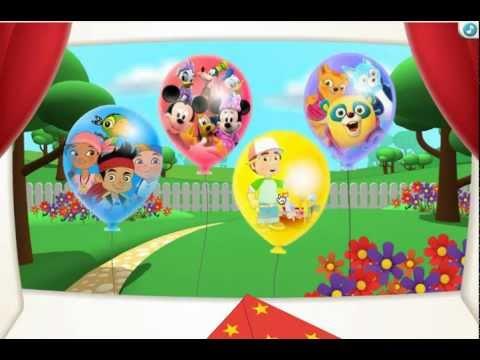 Playing Disney Junior Happy Birthday Party Youtube
