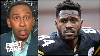 Stephen A.: Antonio Brown on a team with a young QB wont work | First Take