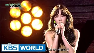 Gambar cover TAEYEON (태연) - Fine [Music Bank COMEBACK / 2017.03.03]
