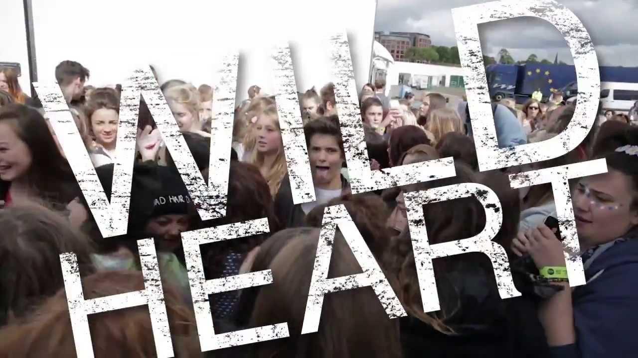Wild Heart Official Lyric Video