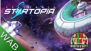 Spacebase Startopia Review - Worthabuy? (Video Game Video Review)