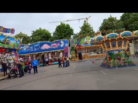 Volksfest Neustadt an der Donau Rundgang 2016