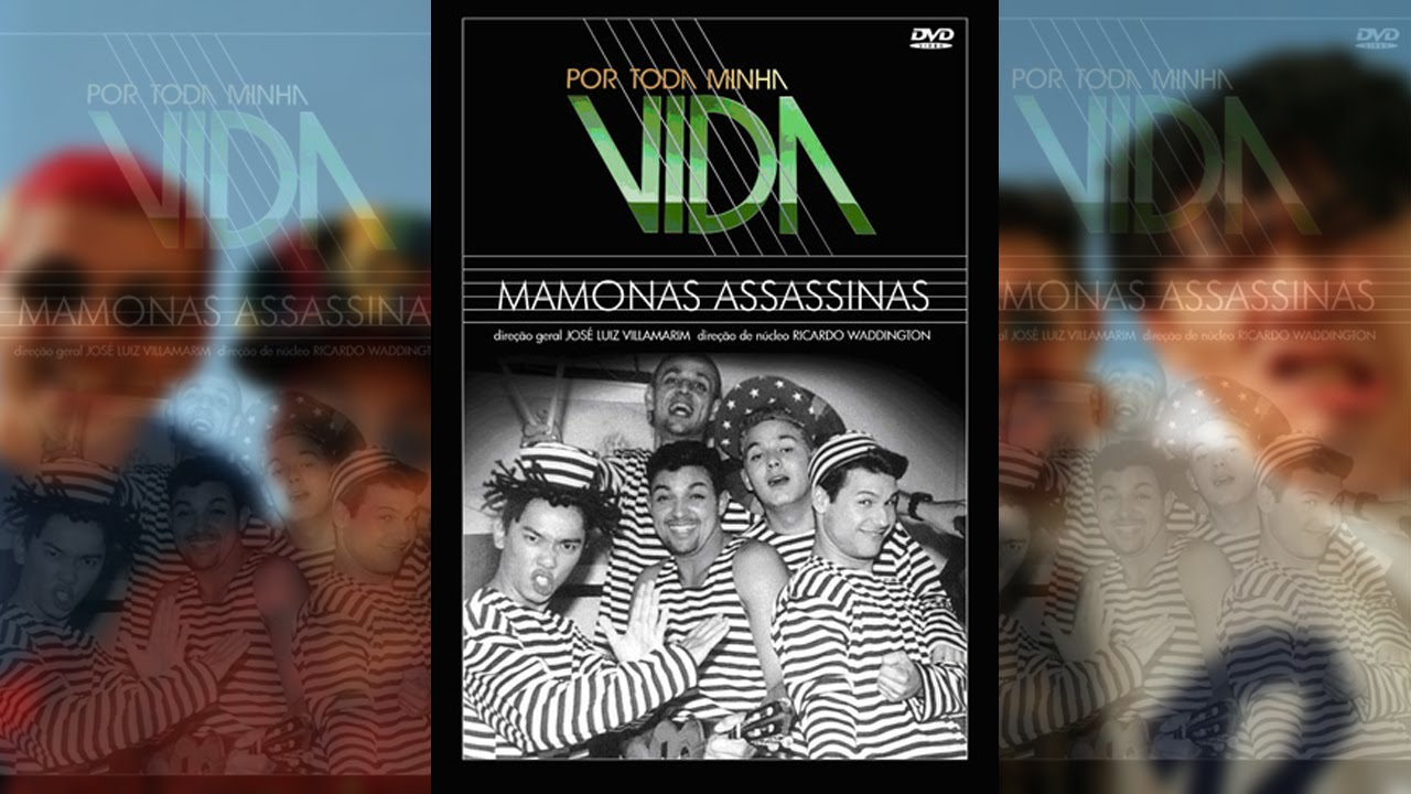 Mamonas Assassinas Por Toda a Minha Vida - YouTube
