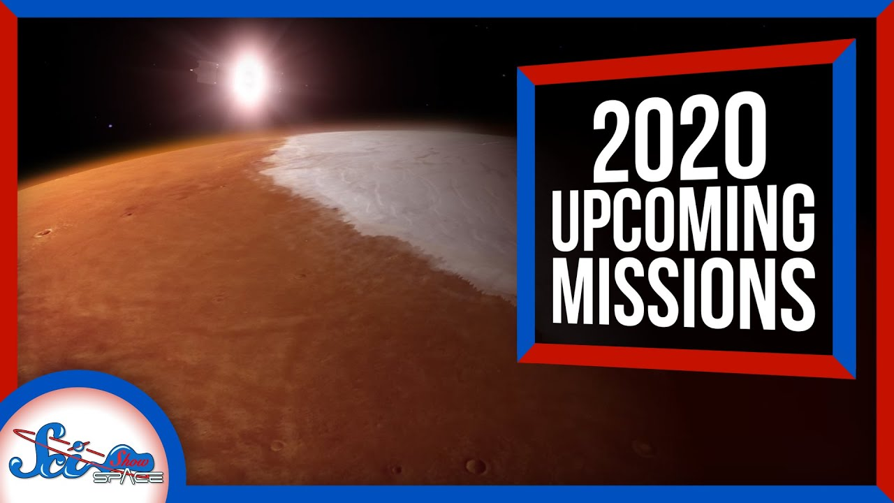 Future Space News of 2020
