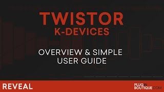 Twistor by K-Devices | The Best Max for Live Modulator