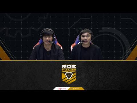 ROE Thailand Qualifier 2019 Open Qualifier Final Group B