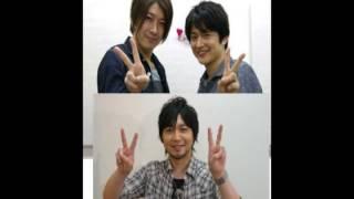 声優の小野大輔さんと下野紘さんと中村悠一さんのトークです。 しもんぬ...