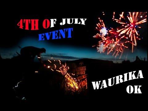 4th of July Event Waurika Ok,