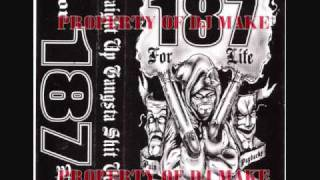 Straight Up Gangsta Shit vol 11 - 187 for Life,Chicago Rap Mixtape