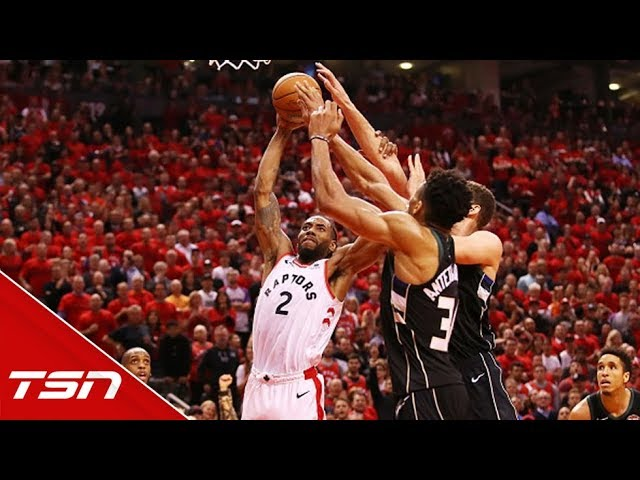 Kawhi, Lowry power the Raptors to historic victory