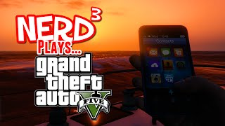 Nerd³ Plays... GTA V PS4