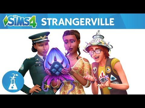The Sims 4 StrangerVille: oficjalny zwiastun thumbnail