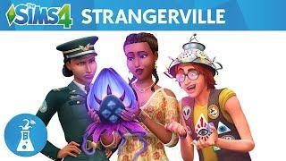 The Sims 4 StrangerVille: oficjalny zwiastun
