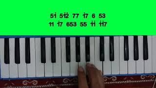 Semua Tentang Kita - Peterpan/ Noah ( pianika )