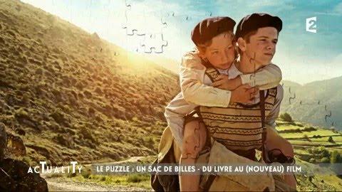 Le Puzzle Un Sac De Billes Du Livre Au Nouveau Film Actuality