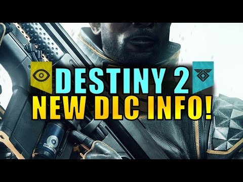 DESTINY 2 NEWS: NEW DLC INFO! Expansion 1 & 2 Release Dates Leaked!