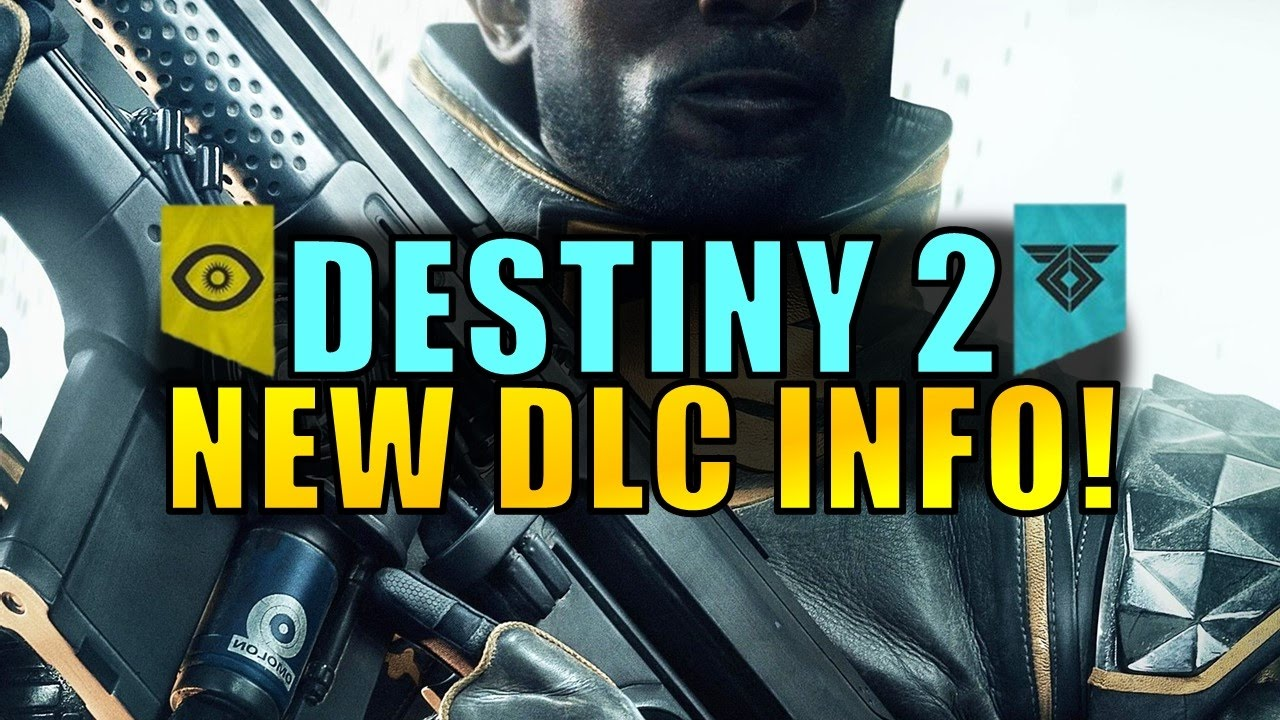 DESTINY 2 NEWS NEW DLC INFO Expansion 1 Release Dates Leaked