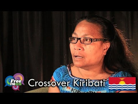 Free FM CONTENT CREATOR - Fulitua Taraora, Crossover Kiribati