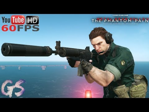Operation Intrude N313 MOD I Metal Gear Solid V: The Phantom Pain