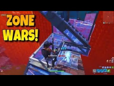 INSANE ZONE WARS RIGHT NOW! (Fortnite Battle Royale) Live