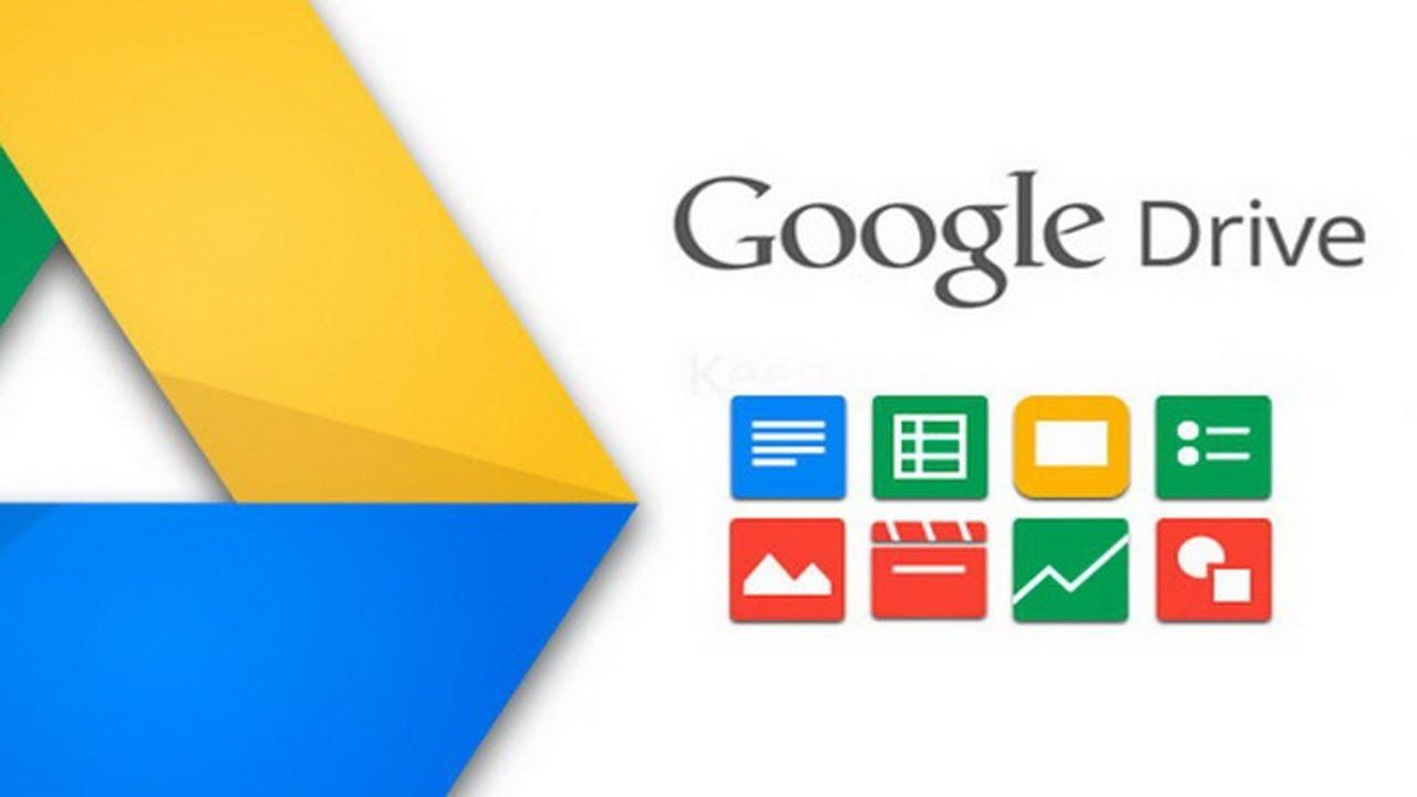 Cách tạo tài khoản Google Drive và tải tài liệu lên mạng