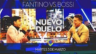 Mano a Mano Fantino vs Bossi en Animales Sueltos 2015