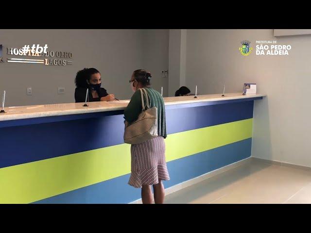 É BOM LEMBRAR | HOSPITAL DO OLHO LAGOS