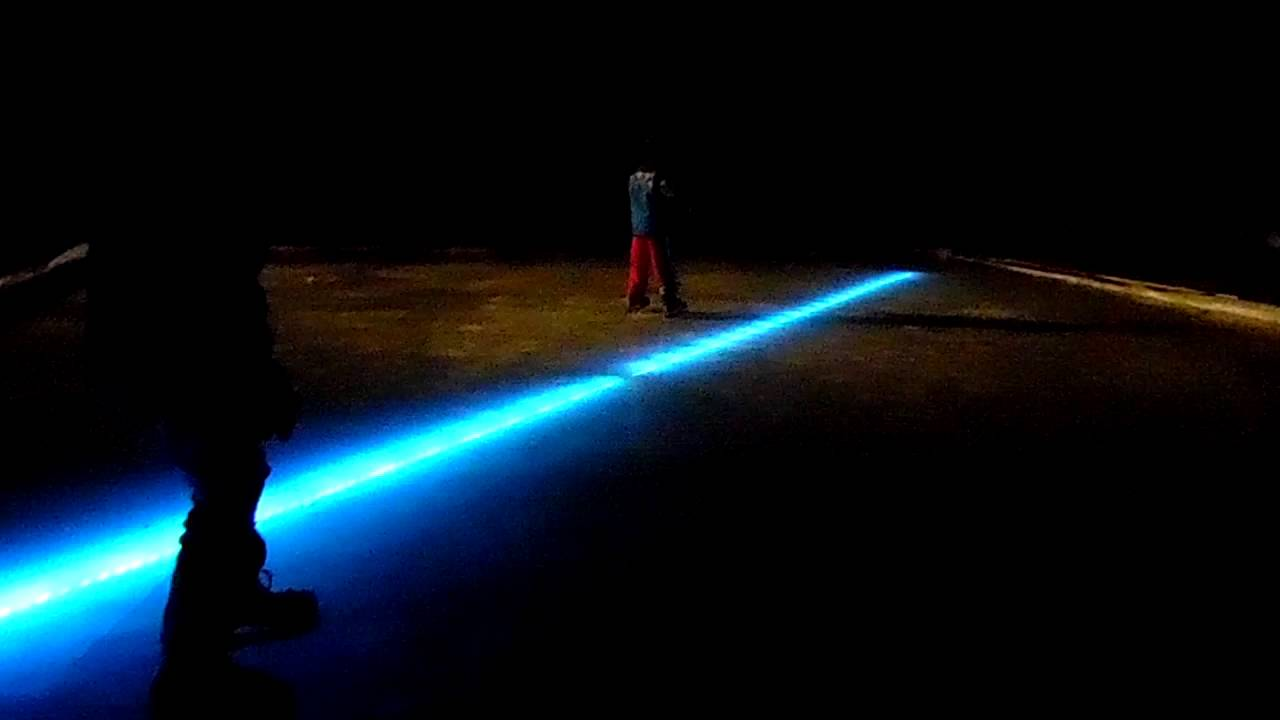 Backyard Ice Rink Lights back yard ice rink with led lights - youtube