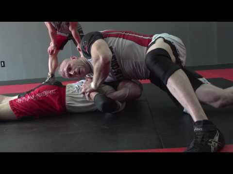Catch Wrestling: Top Ride Breakdown to Hammerlock & Seated N/S Control: Snake Pit U.S.A.