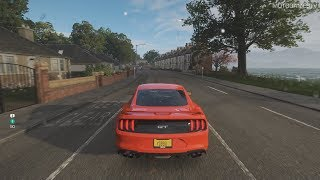 Forza Horizon 4 - 2018 Ford Mustang GT Gameplay