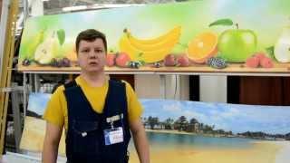 видео Выбор и монтаж пластиковых стеновых панелей для кухни