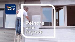 Comment peindre une façade