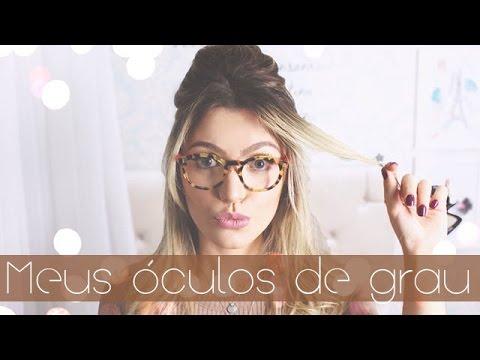 96a3823be Sobre meus Óculos de Grau ♡ - YouTube