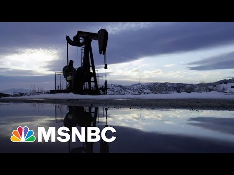Oil Company Reaps, Sows Effects Of Climate Crisis | All In | MSNBC