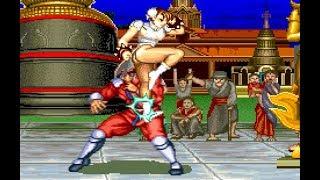 Street Fighter ll:The Hyper Fighting - Chun LI [[TAS]] HD 1080p 60fps