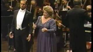 Roberto Scandiuzzi,  Deborah Voigt - Or siam soli - La forza del destino